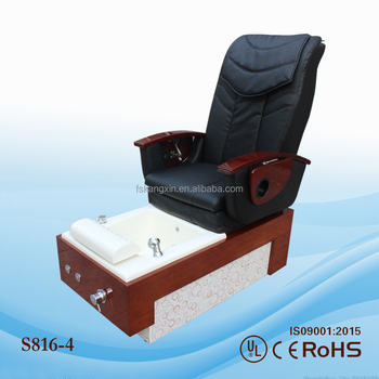 Promotion sale whale spa pedicure chair manufacturer with wooden base S816-4  sc 1 st  Alibaba & Promotion Sale Whale Spa Pedicure Chair Manufacturer With Wooden ...