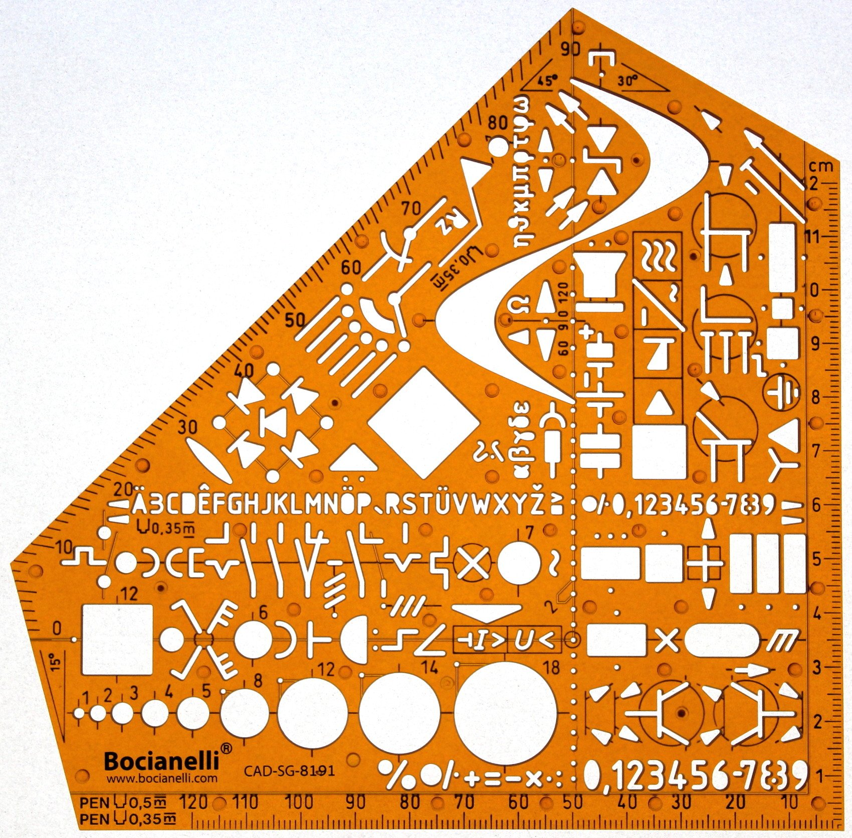 Buy Metric Electrical and Electronic Installation Symbols