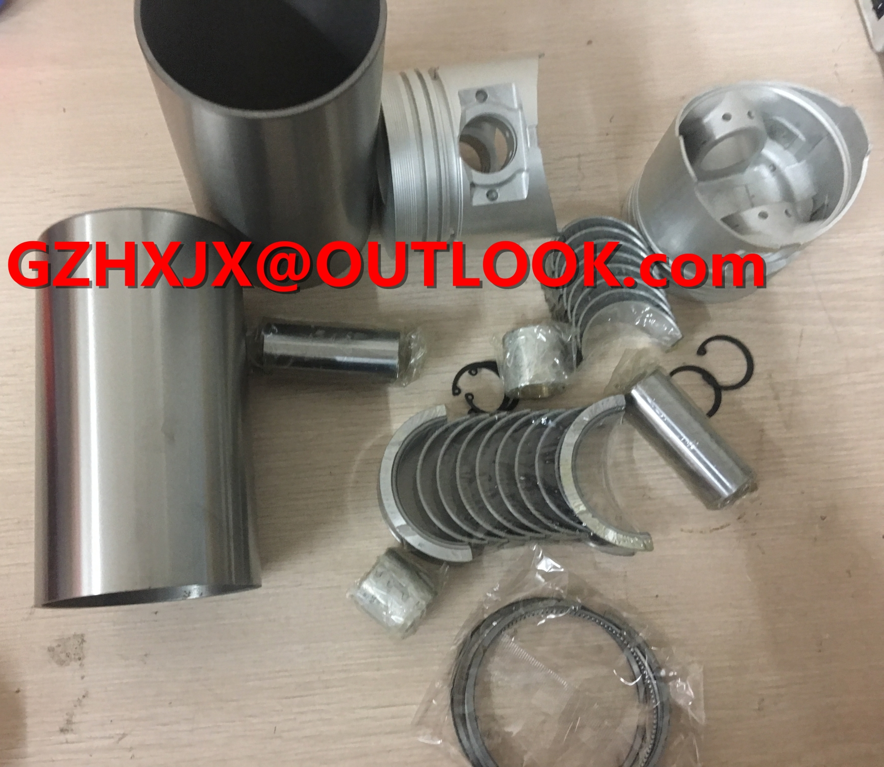 for Excavator CAT Engine Parts 3066B 3066C 3066D 3066 Rebuild kits piston  ring Cylinder liner Overhaul kit, View for Excavator CAT Engine Parts 3066B