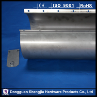 OEM/ODM ROHS compliant fabrication metal pressing industries hot sale high quality