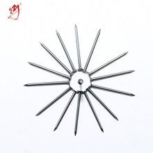 2017 Polished bulk wire nails made in China