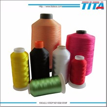 Poly star 120d 150d machine polyester embroidery thread