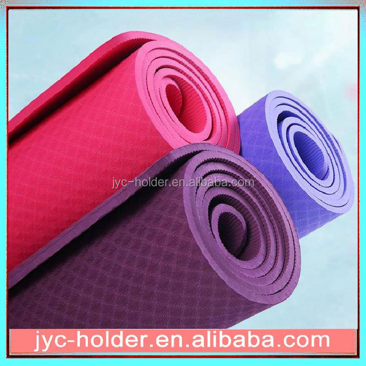 eco friendly yogamat ,JOY096 wholesale eco yoga mat