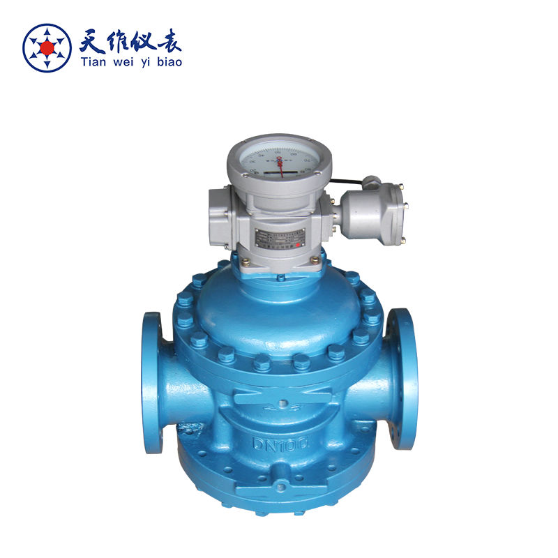 heavy oil measuring instrument /4-20ma output water flow meter