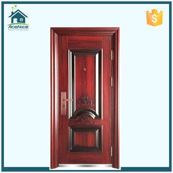 2016 High Sale American Apartment Entrance Steel Doors