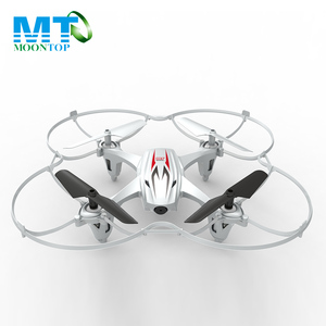 Top quality outdoor promotional rc flying drones with hd cameras with led light