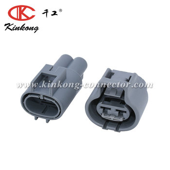2 way female Brake Booster Pump Assembly connector 6-176146-6 368330-1 PA805-02327