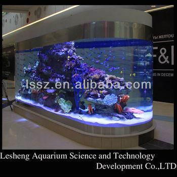 Big acrylic fish tanks for sale buy big acrylic fish for Acrylic fish tanks for sale
