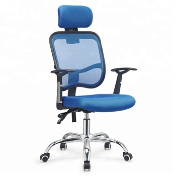 Super High Back Ergonomic Swivel Chair Blue Mesh Office Chair With Headrest Specification Of Swivel Big Boss Chair Buy High Back Swivel Chair Mesh Office Unemploymentrelief Wooden Chair Designs For Living Room Unemploymentrelieforg