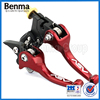 CNC Alloy Aluminum Parts Red ASV Motorcycle Dirt Bike Racing Bike Clutch Brake Lever
