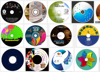 Self-adhesive Cd Cover Sticker Paper - Buy Cd Cover Sticker Paper ...