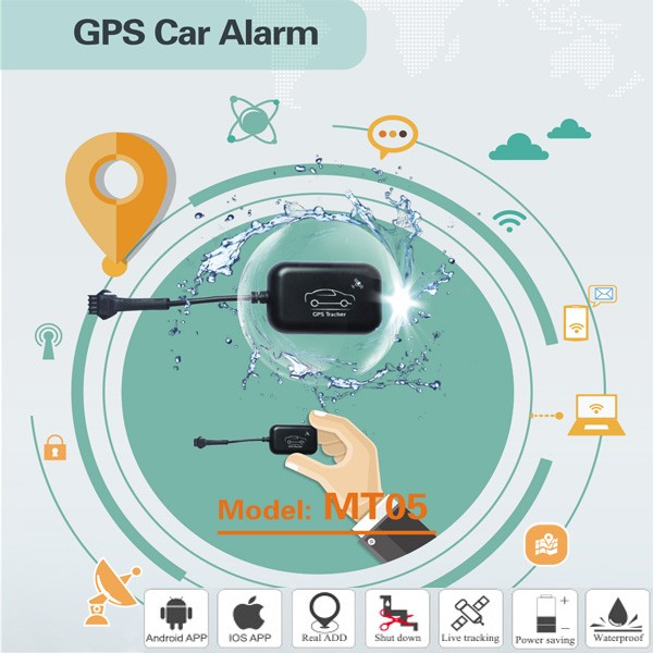 GPS Motorcycle tracker, Car tracking, Scooter locator
