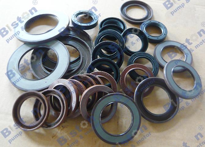 Hydraulic pump motor shaft oil seal 40 55 7 45 62 7 50 72 for Eaton hydraulic motor seal kit