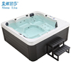 Sexy Massage Japanese Outdoor Bathtub Family Triangle Hot Tub Spa