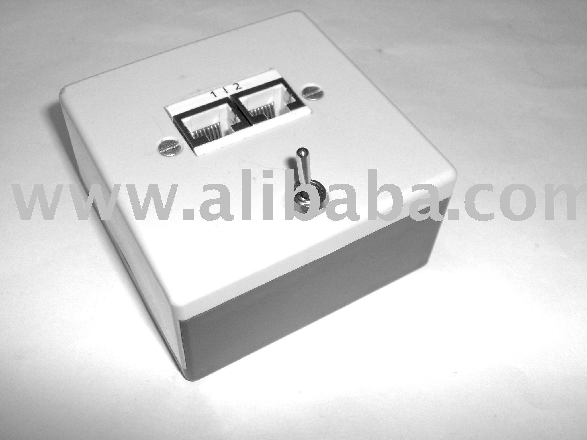 lenkabel mit schalter sicherheits schalter f 252 r lan kabel netzwerkswitch produkt aufputz. Black Bedroom Furniture Sets. Home Design Ideas