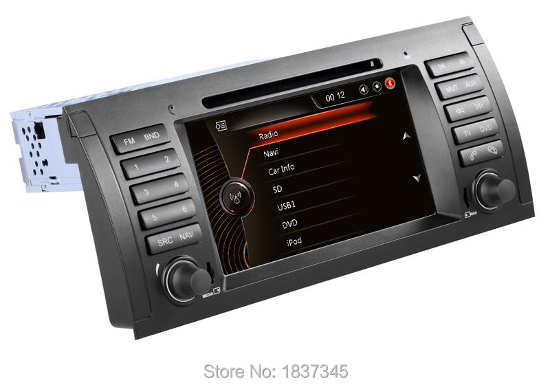 Buy Special Car Dvd Player For Bmw E39 BMW X5 E53 M5 Multimedia With OEM UI RDSGPSUSBSDDVDcanbus In Cheap Price On Malibaba