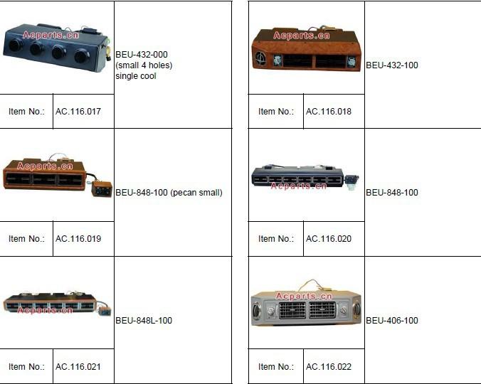Top Sale Under Dash A/c Ac Evaporator Unit W/ 3 Vents For Classic ...