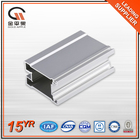 6000 series T4/T5/T6 electrophoresis slide and swing aluminum profile frame price for doors and windows