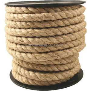untreated nature color fibre sisal rope with good price