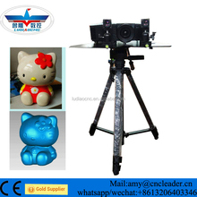 China supplier 3D scanner for 3D printer with STL format CNC 3d foot scanner for mold industry with cheap price