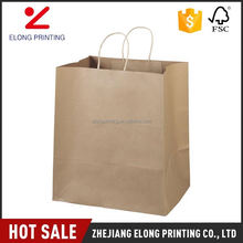 Latest arrival good quality stand up kraft food ,fruit,bread paper bags bulk