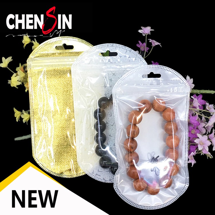 7.5*12cm(2.9*4.7inch) new styletransparent packaging bag small accessories packaging bags <strong>chips</strong> zip-lock packaging bags