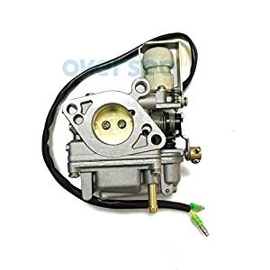 6k5-14301-03 Down Carburetor For Yamaha 60hp E60m Outboard Engine Parsun T60 Boat Motor Aftermarket Parts 6k5-14301-3 Automobiles & Motorcycles Atv,rv,boat & Other Vehicle
