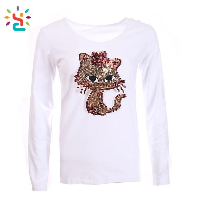 Grossiste Shirt Acheter Meilleurs Les Blanc Femme Tee rrw0q51