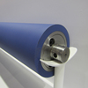 silicone/nbr/epdm rubber roller for laminating