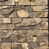 100% Natural Stone Decor Stone Wall Cladding Culture Stone Panel with Cement Back CZ-N904