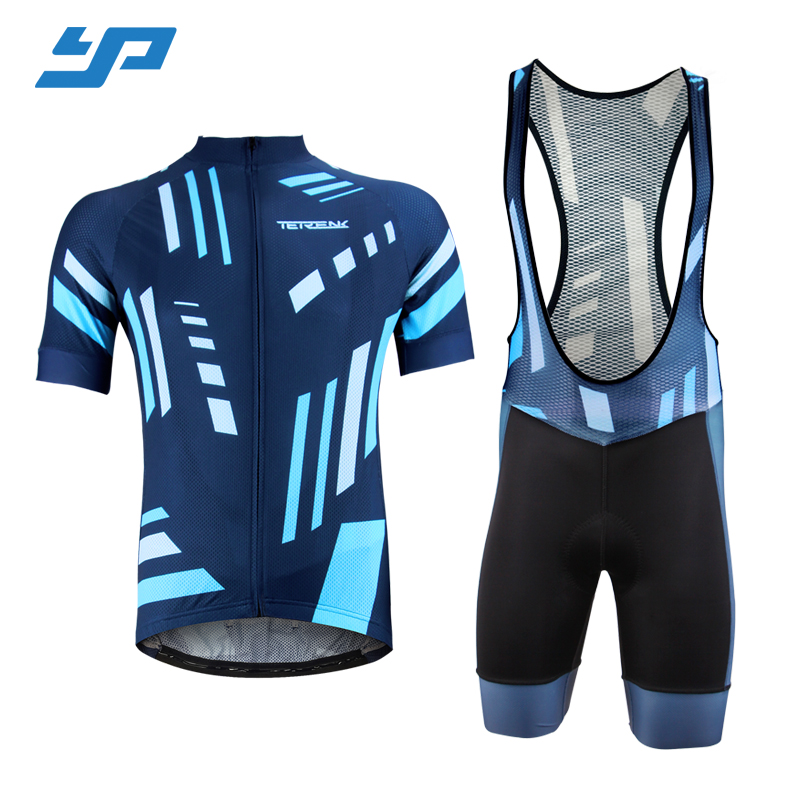 Sportswear unisex man women cycling apparel bicycle shirt tops bib shorts pants custom cycling jersey bike Clothing