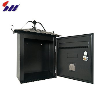 New Style Metal Outdoor Heavy Duty Steel Wall Mounted Vintage Mailboxes For  Apartments - Buy Outdoor Wall Mounted Mailbox,Vintage Mailbox ...