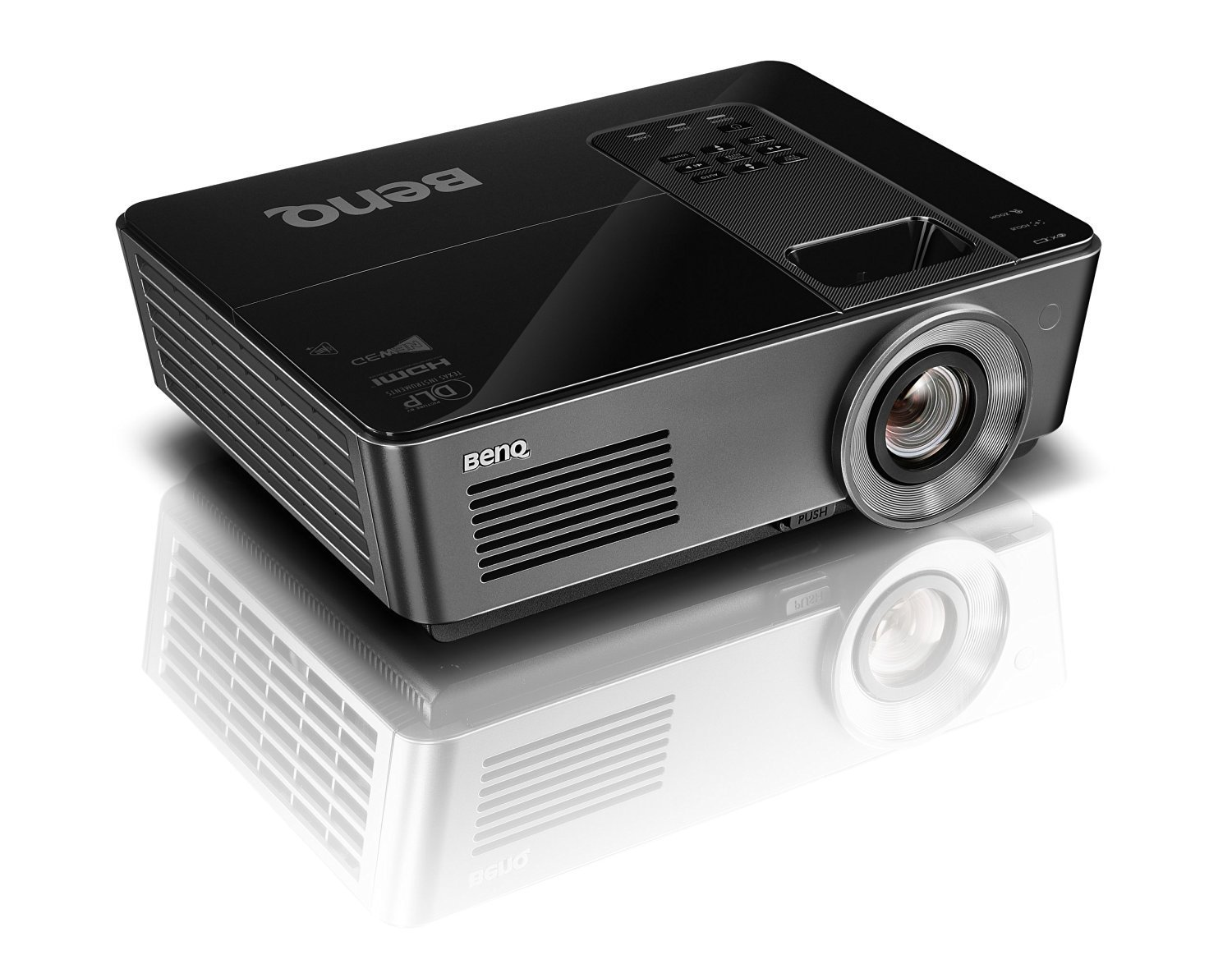 BenQ HC1200 1080p 3D DLP Home Theater Projector (2014 Model)(Certified Refurbished)