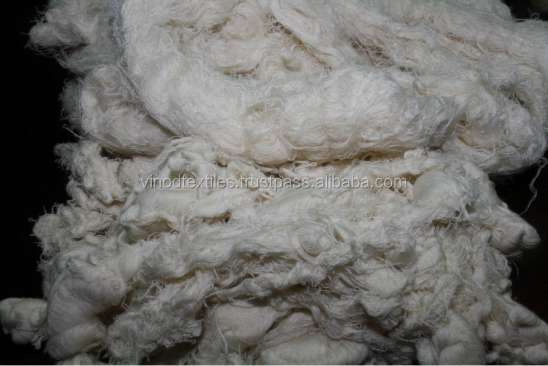 100% COTTON THREAD ABFALL BAUMWOLLGARN ABFALL