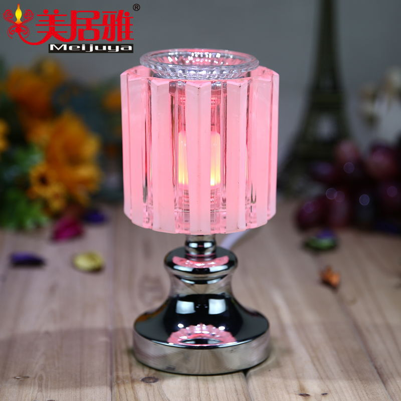Wholesale Color Led New Style Fragrance Lamp Oil Warmer