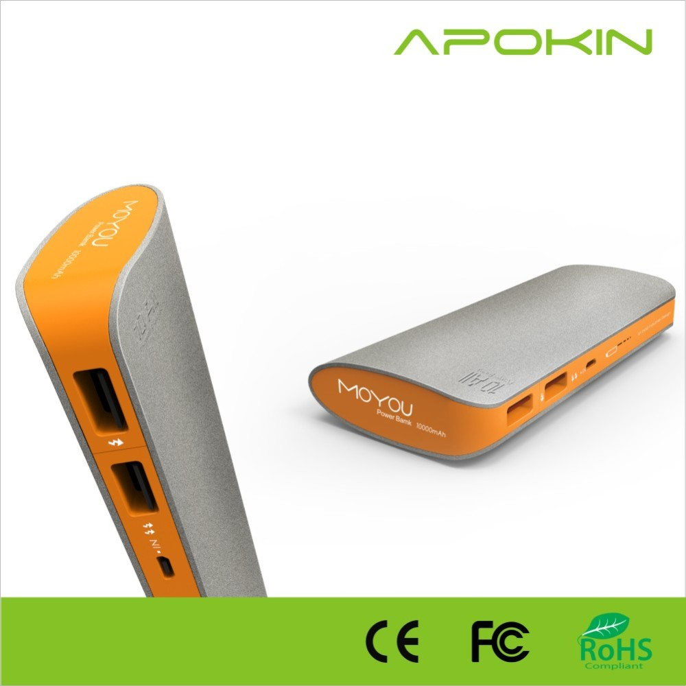 Inote Harmonica Battery Pack 10400mAh Power Bank