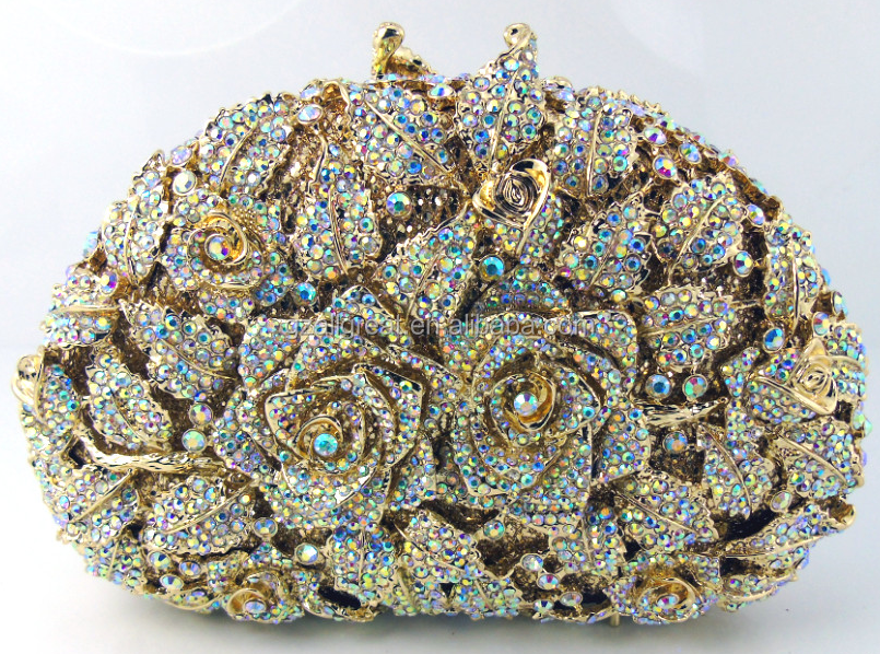 AB7000#143 african crystal clutch evening bags wholesale crystal clutch evening bags wholesale crystal clutch evening bag