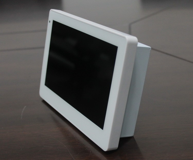 Access Control System Android Wall Mount Touch Screen With