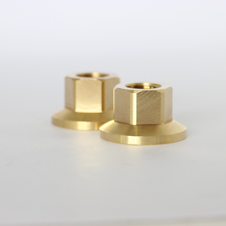 Custom Precision Brass Insert Nut,Brass Threaded Insert For ...