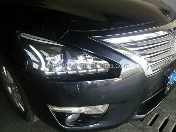 2013-2015 Year Teana For Nissan Altima Led Head Lights With Bi ...