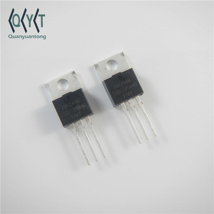5 x IRFZ44N MOSFET IRFZ44 Transistor N-Kanal-MOSFET 55V 49A 94W TO220