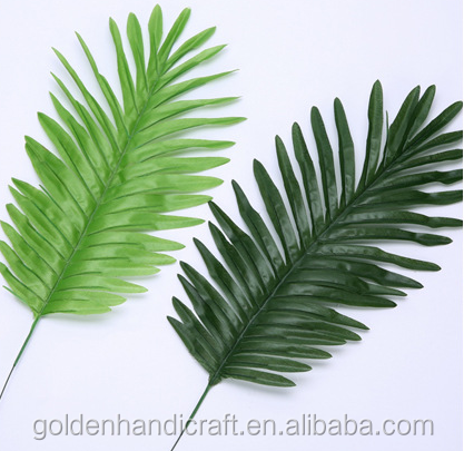High Quality Home Decor Lifelike Artificial Tropical Leaves