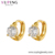 earring 12  xuping big stone   earring style kid earring 2019 jewelry elegant design for baby