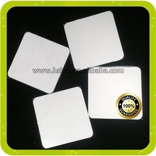 blank dye sublimation cork wood products coasters
