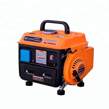 TG950 Small power portable petrol generators 650W