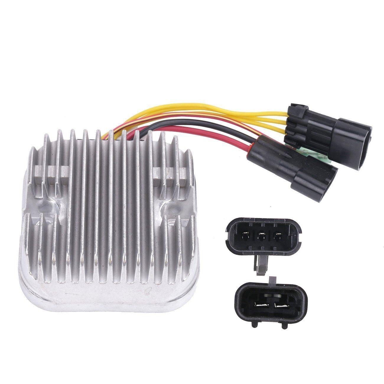 Cheap Polaris Sportsman 500 Magneto Find 800 Atv Wiring Get Quotations Li Bai Voltage Regulator Rectifier 4012384 For Ranger 700 Rzr