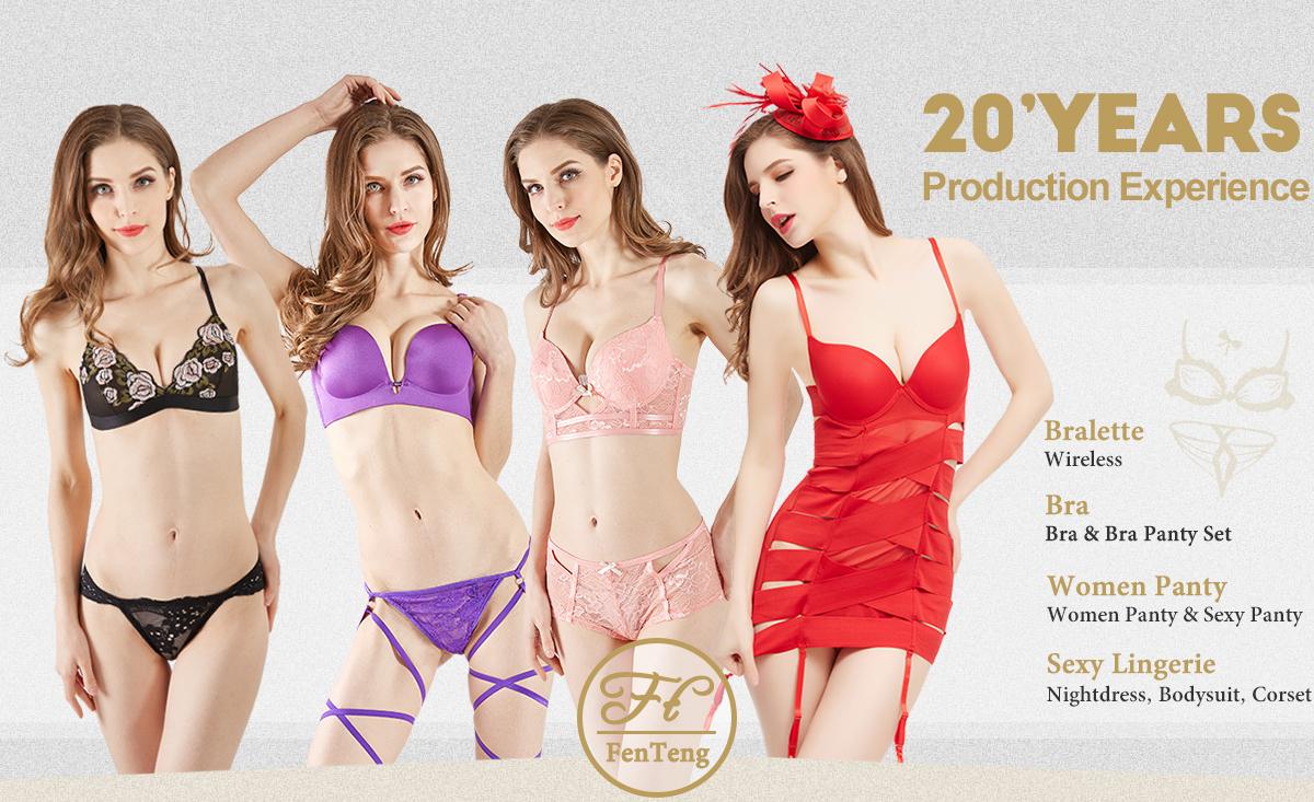 d16c0d95a Shantou Fenteng Clothing Factory - bralette
