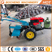 High efficency hand walking tractor with hand walking tractor implements for sale