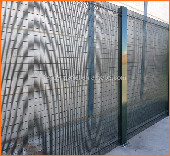 Wholesale Clear Vu Panel Fence Security Garden Wire Mesh Cheap Metal  Clearvu Fence Panels (High