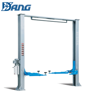 hydraulic used 2 post car lift for sale with factory price